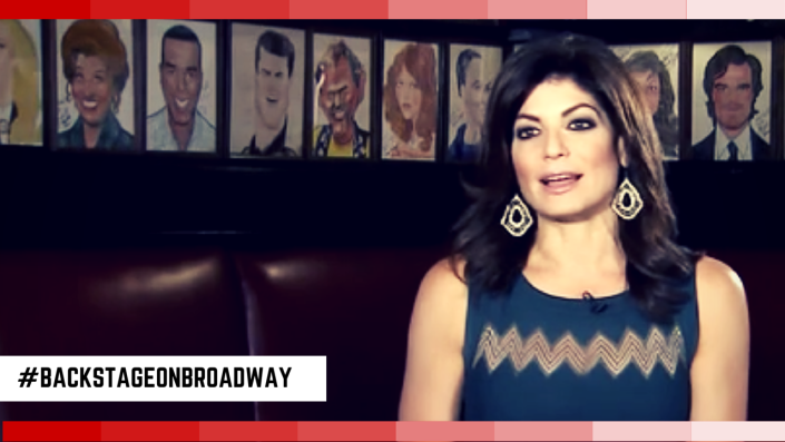 Backstage on Broadway with Tamsen Fadal